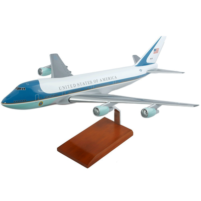 Large VC-25A Air Force One Model