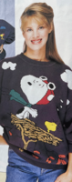 Snoopy Flying Ace Sweater