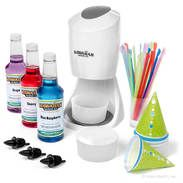 Hawaiian Shaved Ice Machine - Party Package