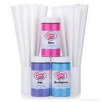 Cotton Candy Express Brand Floss Sugar Fun Pack