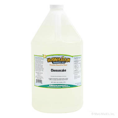 Gallon of the Month - Cheesecake