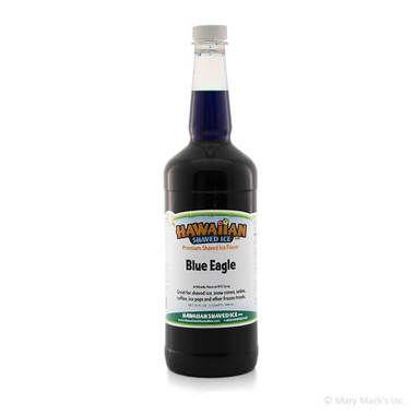 Blue Eagle Syrup for Shaved Ice - Quart