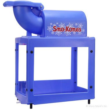 Professional Snow Cone Machine - Sno King