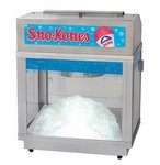 High Output Commercial Snow Cone Machines