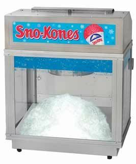 Clearance - Shavatron Snow Cone Machine