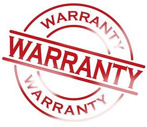Warranty for Snow Cone Machines