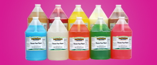 READY-TO-USE SYRUPS