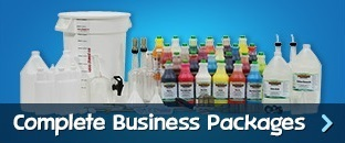 Shaved Ice Business Packages
