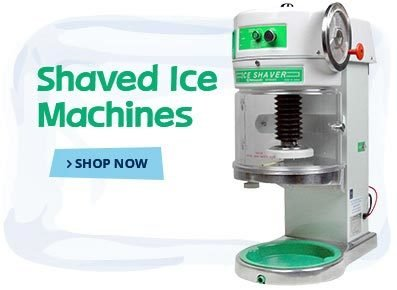 shaved ice machines - Ice Machines For Sale