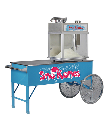 Two Wheel Snow Cone Cart
