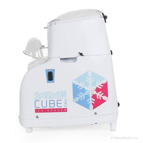 Snowie Cube Pro Shaved Ice Machine