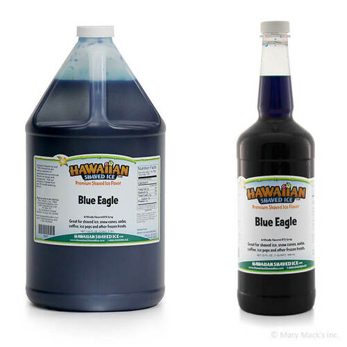 Blue Eagle Shaved Ice Syrup
