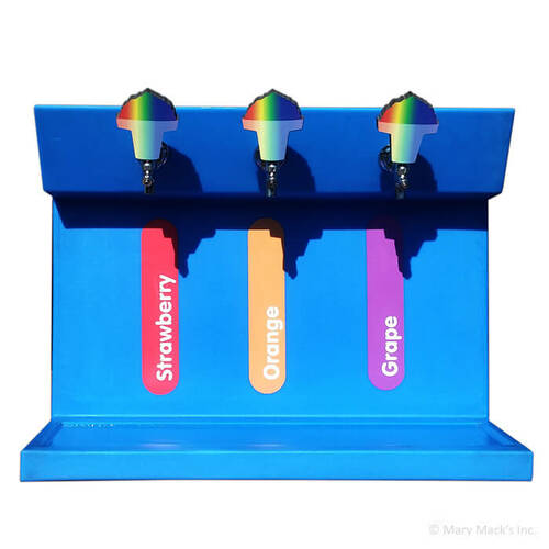 Syrup Dispenser - Create A Cone® Syrup Dispenser