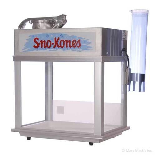 Sno-Konette Snow Cone Machine 1002 - Deluxe