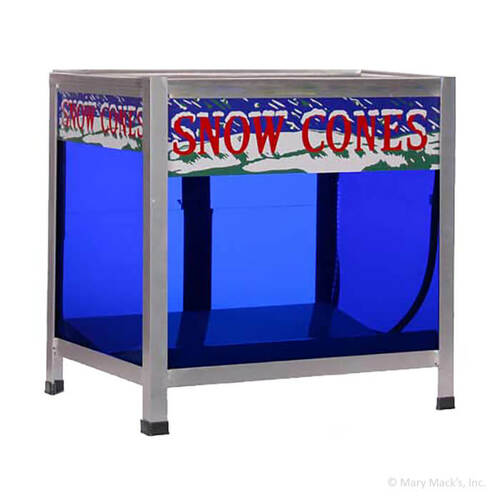 Echols Snow Cone Machine Case with Lights