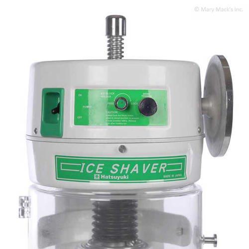 Hatsuyuki HF-500E Block Ice Shaver