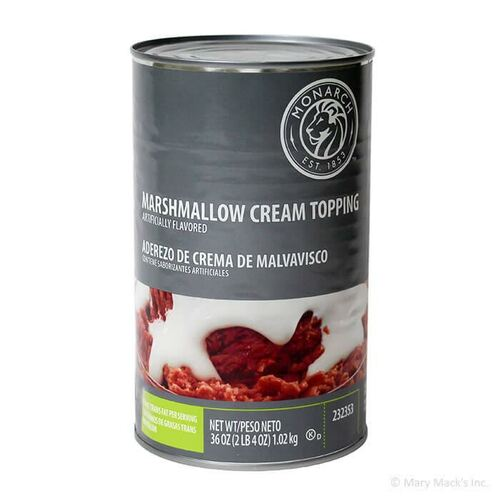 Marshmallow Cream Topping
