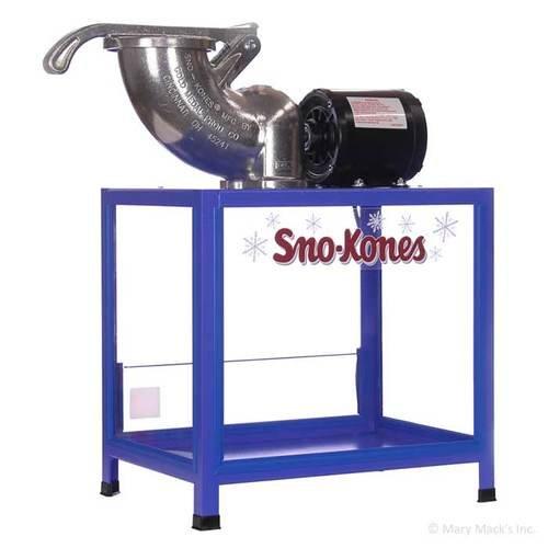 Non-UL Shav-A-Doo Snow Cone Machine