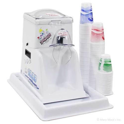 Snowie 1000 Shaved Ice Machine