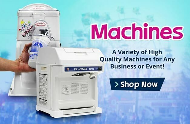 Shaved Ice Machines on Sale