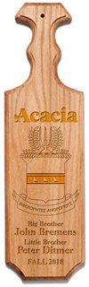 ACACIA Traditional Greek Paddle
