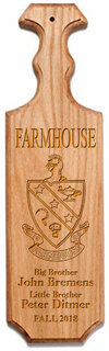 FARMHOUSE Traditional Greek Paddle