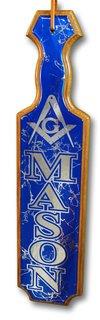 Mason / Freemason Paddle
