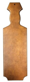 Large Blank Oak Paddle - Clearance