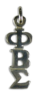 Phi Beta Sigma Jewelry Lavalier