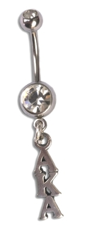 Sorority Belly Button Ring