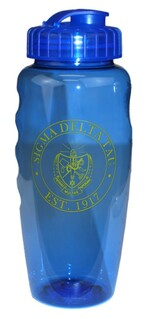 Sigma Delta Tau Bike Bottle
