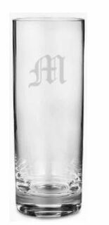 Design Your Own Engraved Beverage Glass