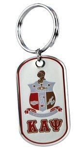 Kappa Alpha Psi Reversible Key Chains