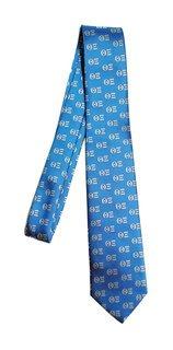 Theta Xi Lettered Woven Necktie
