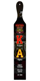 Kappa Alpha Custom Full Color Paddle