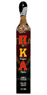 Pi Kappa Alpha Custom Full Color Paddle