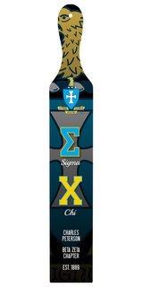 Sigma Chi Custom Full Color Paddle