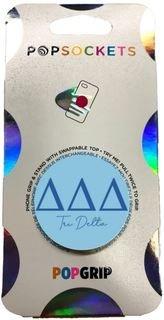 Delta Delta Delta 2-Color PopSocket