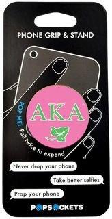 Alpha Kappa Alpha 2-Color PopSocket