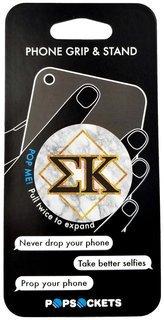 Sigma Kappa Diamond Pop Socket