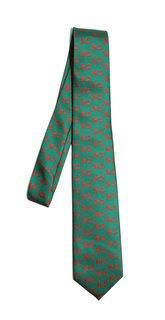 Kappa Sigma Lettered Woven Necktie