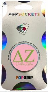 Delta Zeta 2-Color PopSocket