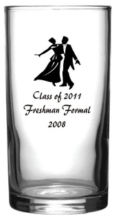 Design Your Own 13 oz. Beverage Glass