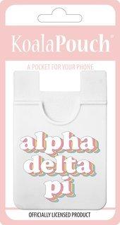 Alpha Delta Pi Retro Koala Pouch
