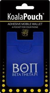 Beta Theta Pi Koala Pouch Phone Wallet