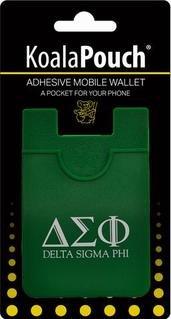 Delta Sigma Phi Koala Pouch Phone Wallet