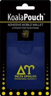Delta Upsilon Koala Pouch Phone Wallet