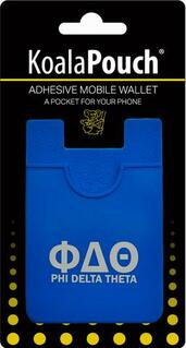 Phi Delta Theta Koala Pouch Phone Wallet