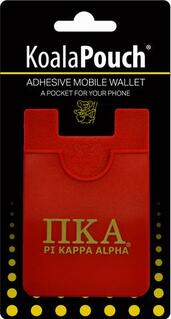 Pi Kappa Alpha Koala Pouch Phone Wallet