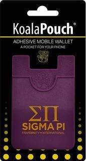 Sigma Pi Koala Pouch Phone Wallet